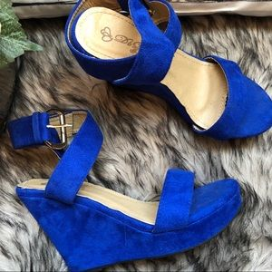 Shoes - Platform Wedges